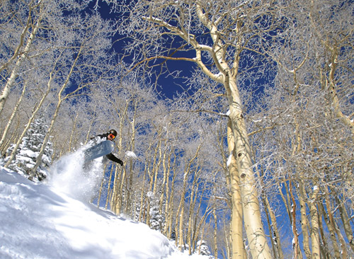 klug snowboard tips aspen mountain